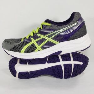 ASICS Gel-Contend 3 Women's Purple/Green/Grey